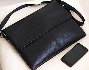 Кожаный портфель мужской , фото 3