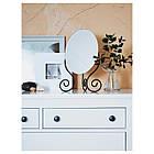 Комод с 6 ящиками IKEA HEMNES белая морилка 602.392.73, фото 3