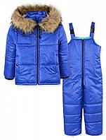 Детские мягкие и легкие теплющие комбинезоны на овчине для мальчиков р.98-110