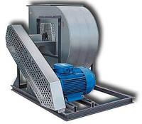 Вентиляторы радиальные среднего давления ВРАВ-2,5-1-0-5,5х3000-220/380-У2