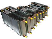 Воздухонагреватели водяные ВНB 243.2-116-050-4-2.5-4 (КСК 6-10)