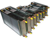 Воздухонагреватели водяные ВНВ 243.2-166-150-1-1.8-4 (КСК 1-12)