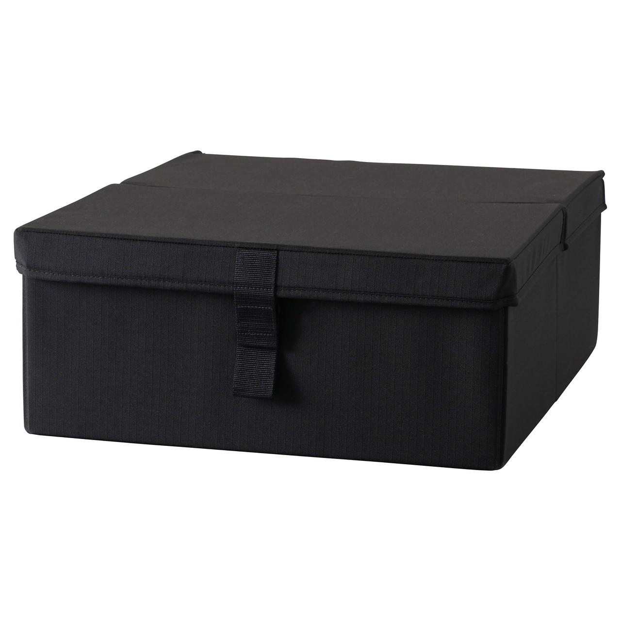 LYCKSELE Ящик для кресла-кровати, черный 401.169.61