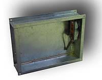 Клапаны противопожарные дымовые Клапан КПД-4-01-500х500-1*ф-1*ЭМ-сн-0-0