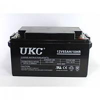 Аккумуляторная батарея UKC 12В, 65 А/ч