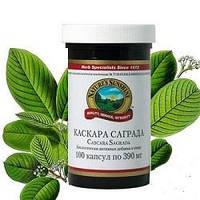 Каскара Caгpaдa НСП-Cascara Sagrada NSP-Кора жостера - слабительное средство