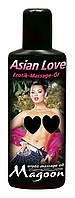 Массажное масло Asian Love MAGOON с приятным возбуждающим ароматом, 100 мл