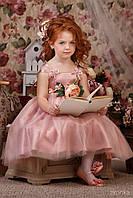 """Нарядное детское платье """"Classic"""" Zironka"""