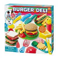 Набор для лепки Бургерная PlayGo