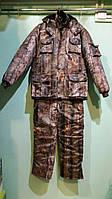 Зимний костюм Лес для охоты и рыбалки (мембранная ткань), фото 1