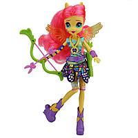Куклы и пупсы «My Little Pony Equestria Girls» (B1771) кукла Флаттершай (Fluttershy), 22 см