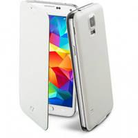 Флип-чехол + задняя крышка Flip Book Samsung G900 Galaxy S V White (BACKBOOKGALS5W)