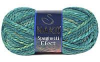 Пряжа  Spaghetti Effect (Спагетти эффект) Nako, 7598