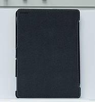 Футляр Kuboq PU Leather Case Slim Cut for Apple iPad Air (Cross Pattern Black) (KQAPIPDASCBKCP)