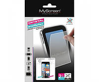 Защитная пленка MyScreen FLY IQ4502 Quad Crystal antiBacterial
