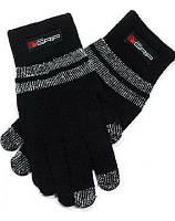 Перчатки Verico для Touch screen Glove/Uni-sex/Black/Grip/Retail