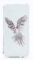 Флип-чехол Florence Samsung Galaxy A7/A700 parrot white