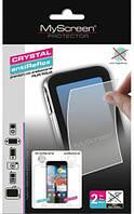 Защитная пленка MyScreen Samsung Galaxy S6 G920 Crystal antiBacterial