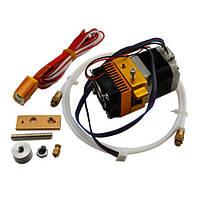 MK9 Bowden экструдер 12В + сопло 0.4мм + трубка 1м для 3D-принтера