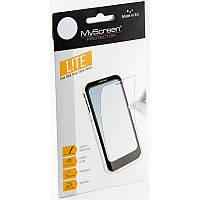 Защитная пленка MyScreen Samsung Galaxy A3 A300 Crystal L!TE