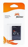 АКБ Florence Nokia BL-5J 1320mA