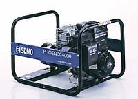 Однофазный бензиновый генератор SDMO PHOENIX 4000