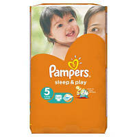 Подгузники Pampers Sleep & Play Junior 5 (11-18 кг) 11 шт.