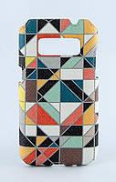 Накладка кожаная Florence Lenovo A319 витраж