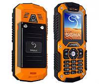 Sigma Х-treme IT67 black-orange