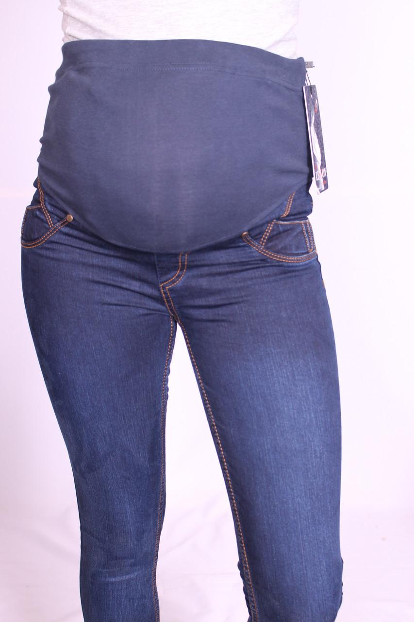Джинсы утепленные для беременных Big Lesson( Cemifa) (код 3421), фото 1