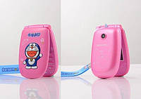 Раскладной телефон для девочек Hello Kitty F1 на 1 сим-карта