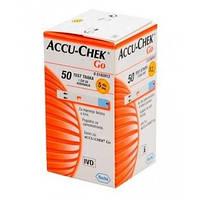 Accu-Chek Go № 50 Акку-Чек Гоу 50 шт.