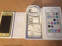 Apple iPhone 5S 16GB Gold под любого оператора.