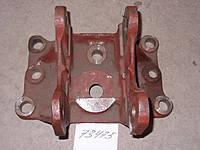 Кронштейн серьги задней навески 85-4605016 (МТЗ 100/1025/1221) (вир-во Білорусь,САЗ)