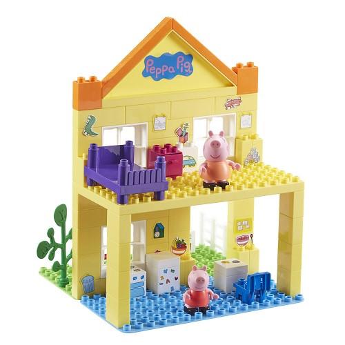 Конструктор «Peppa Pig» (06039) загородный дом Пеппы, 71 элемент