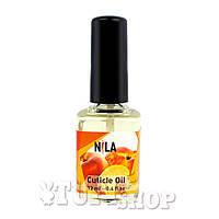 Масло для кутикулы Nila (персик), 12 мл