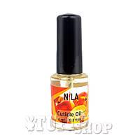 Масло для кутикулы Nila (персик), 6 мл