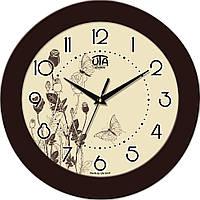 Настенные часы -утро в саду