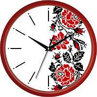 Настенные часы Вышиванка 2