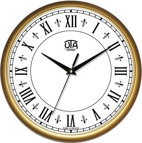 Настенные часы в офис или квартиру Классик 2