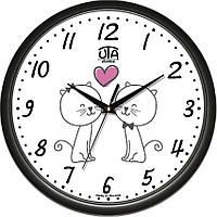 Настенные часы Котята