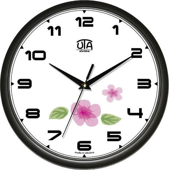 Настенные часы Шиповник