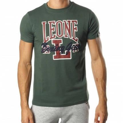 Футболка Leone Forest Green S, фото 2