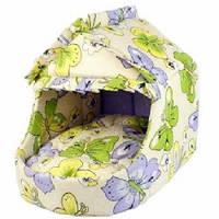 Лежак для собак и кошек Collar Теремок Д115  , Теремок , 35х50х45 см
