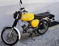 Головка цилиндра S-60 для мотоциклов Симсон