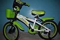 """Детский велосипед Azimut Hunter 14"""", фото 1"""