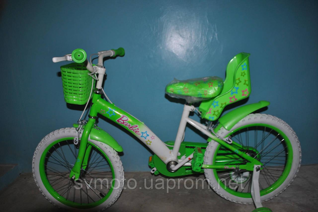 """Детский велосипед Azimut Barbie 14"""" - """"Мототехника"""" в Полтавской области"""
