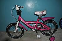 "Детский велосипед Azimut Viva 14"""