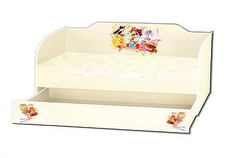 "Дитяче ліжко ""Kinder-Cool KC-0003"" 80x170 Viorina-Deko"