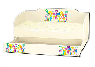 """Детская кровать """"Kinder-Cool KC-0004"""" 80x170 Viorina-Deko"""